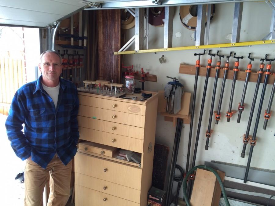 rick kemick, custom woodworking, custom built, quality furniture