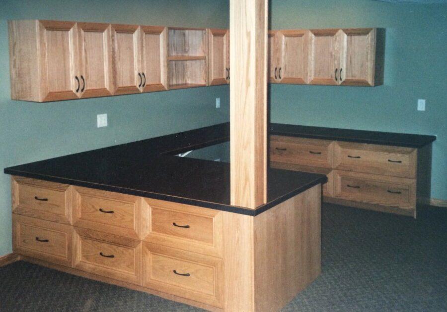 home office, office desk, desks, work station, custom made furniture, custom cabinets, corner desk, office furniture