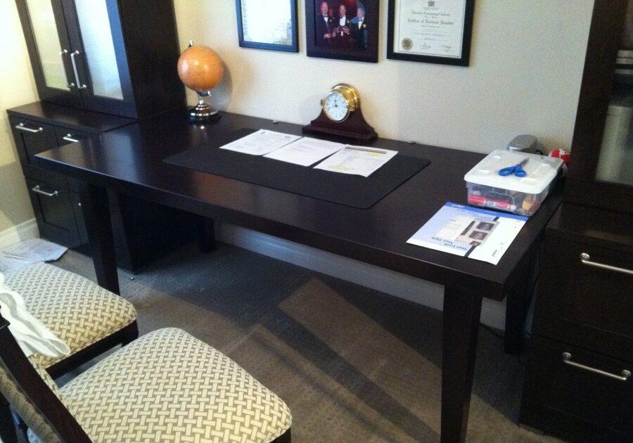 office desk, desk, custom desk, home office, desks, corner desk, office furniture