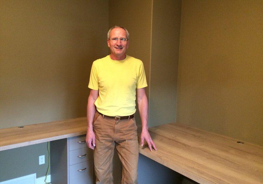 About, rick kemick, custom built furniture, Calgary cabinetmaker, Calgary cabinet maker, lake bonavista