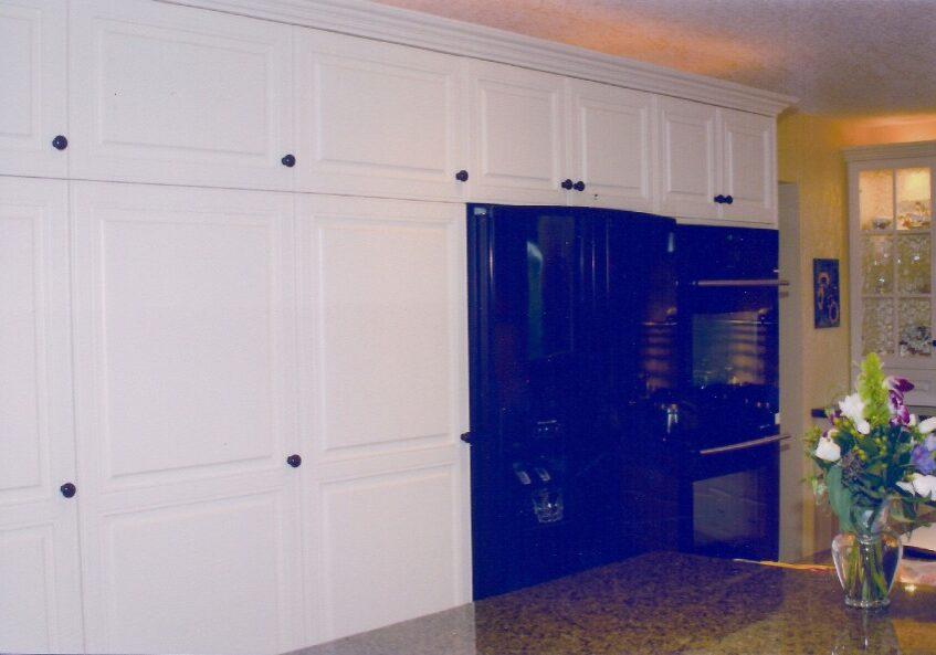 Custom Made Kitchen, MDF Kitchen, pantry drawers, kitchen drawers, kitchen storage